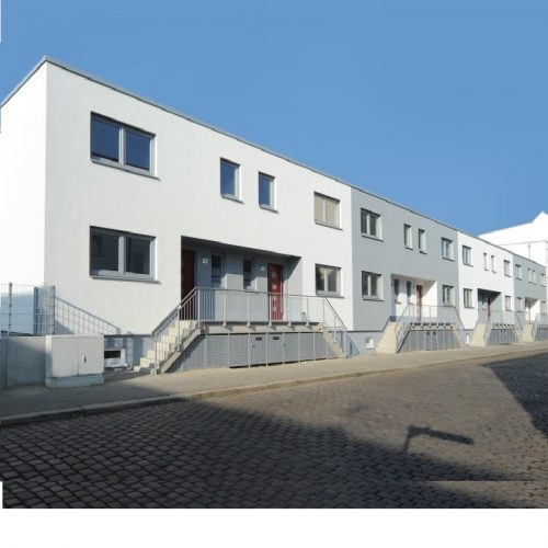 Reihenhaus in Sudenburg